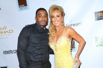Nelly Celebrities Attend the 7th Annual Face Forward Gala