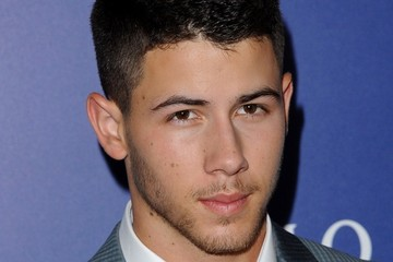 Nick Jonas Arrivals at the HFPA Installation Dinner