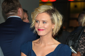 Nicky Whelan Celebrity Sightings Is Seen at ArcLight Theatre