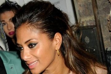 Nicole Scherzinger Celebs Out Late in London — Part 2
