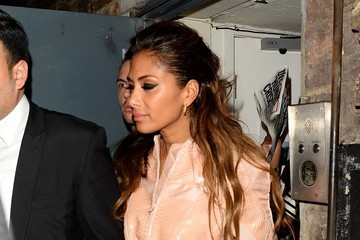 Nicole Scherzinger Celebs Out Late in London — Part 6