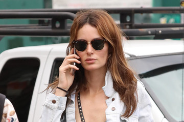 Nicole Trunfio Nicole Trunfio Talks on Her Cell
