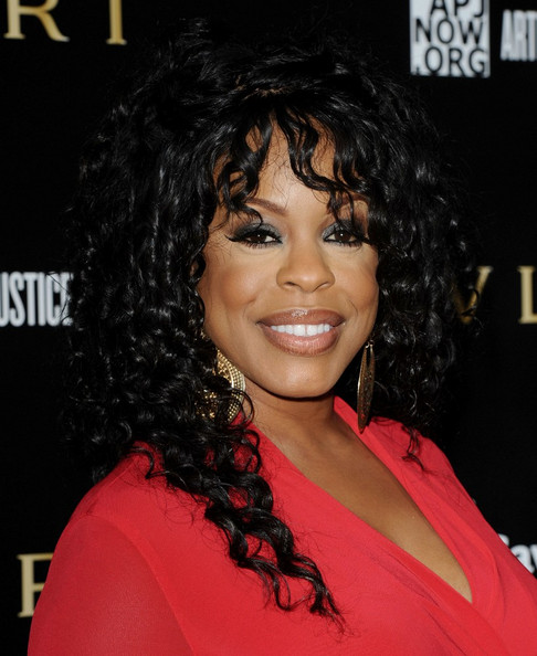 Niecy Nash BVLGARI Fundraiser Benefitting Save The Children and Artists For Peace and Justice. .Ron Burkle's Green Acres Estate, Beverly Hills, CA.January 13, 2011.
