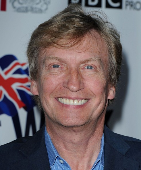 nigel lythgoe gay. girlfriend Nigel Lythgoe