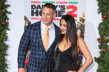 Nikki Bella Premiere of Paramount Pictures' 'Daddy's Home 2'
