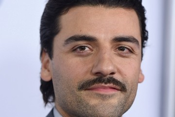 Oscar Isaac 'A Most Violent Year' Premieres in Hollywood