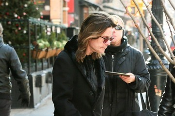 Ozzy Osbourne Sharon and Ozzy Osbourne Out in NYC