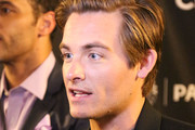 Kevin Zegers is seen at the Paley Center For Media's PaleyFest 2016 ABC Fall TV Preview.