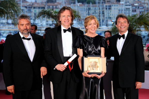 Palme d'Or winners photocall during the 64th Annual Cannes Film Festival.