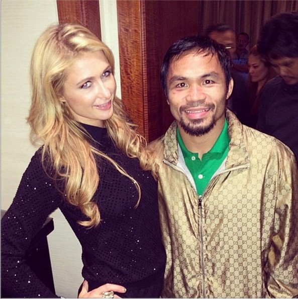[Image: Paris+Hilton+Manny+Pacquiao+Celebrity+So...71tGFl.jpg]