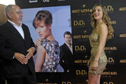 """Elsa Pataky steals the red carpet at the premiere of """"Di Di Hollywood"""" in Barcelona."""