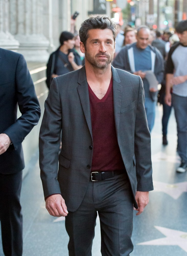 Patrick Dempsey Photos Photos Patrick Dempsey Out In Hollywood