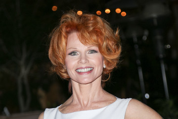 Patsy Pease Celebrities Are Seen at Saint Felix