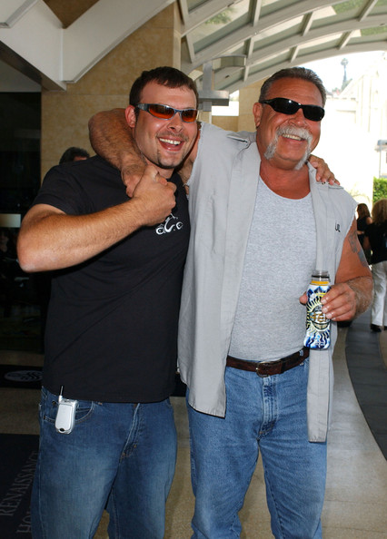 Paul Teutul Jr.. Paul Teutul Jr. and Paul
