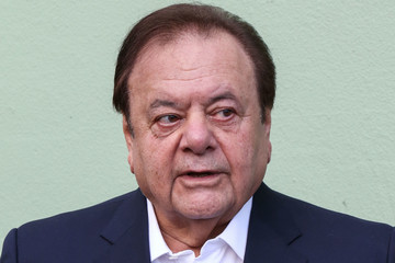 Paul Sorvino Celebrity Sightings Outside the Hollywood Museum Oscar Viewing Party