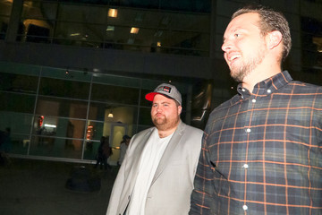 Paul Walter Hauser Paul Walter Hauser Is Seen Outside The 'Super Troopers 2' Premiere At Arclight Theatre