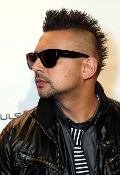 Sean Paul 2013 Album Sean paul promotes puls 4 hd.