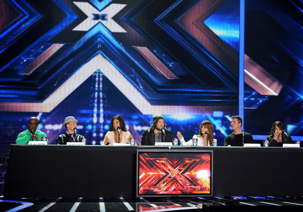 The X Factor Press Conference []