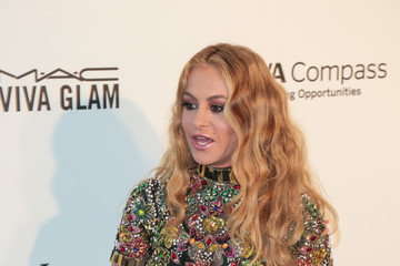 Paulina Rubio 26th Annual Elton John AIDS Foundation's Academy Awards Viewing Party