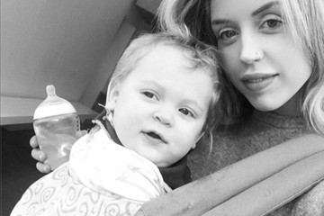 Peaches Geldof Celebrity Social Media Pics