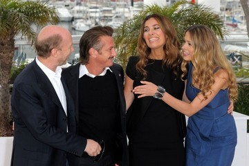 Sean Penn Paul Haggis The Haiti Carnaval in Cannes Photocall