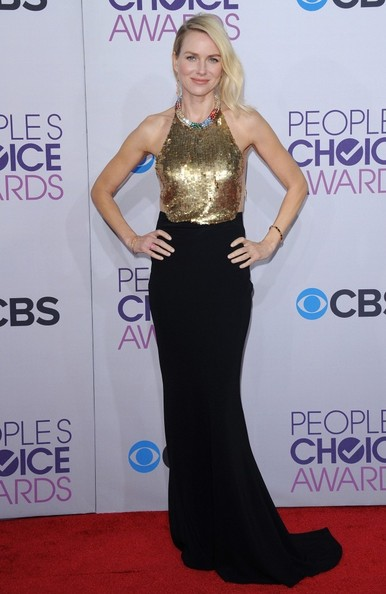 People's Choice Awards 2013..Nokia Theatre L.A. Live, Los Angeles, CA..January 9, 2013..Job: 130109A1..(Photo by Axelle Woussen)..Pictured: Naomi Watts.
