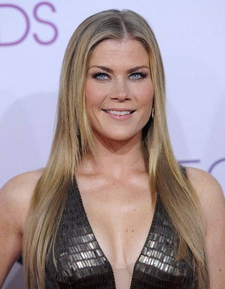 People's Choice Awards 2013..Nokia Theatre L.A. Live, Los Angeles, CA..January 9, 2013..Job: 130109A1..(Photo by Axelle Woussen)..Pictured: Alison Sweeney.