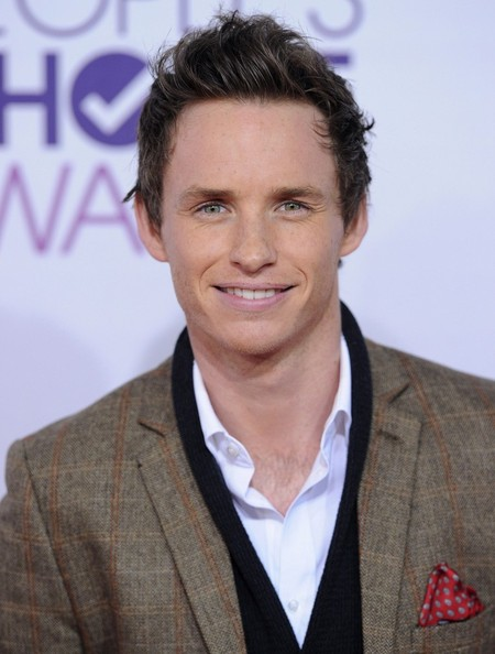People's Choice Awards 2013..Nokia Theatre L.A. Live, Los Angeles, CA..January 9, 2013..Job: 130109A1..(Photo by Axelle Woussen)..Pictured: Eddie Redmayne..