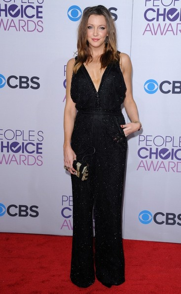 People's Choice Awards 2013..Nokia Theatre L.A. Live, Los Angeles, CA..January 9, 2013..Job: 130109A1..(Photo by Axelle Woussen)..Pictured: Katie Cassidy.