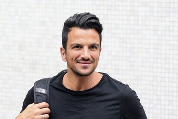 Peter Andre Peter Andre Leaves the ITV studios