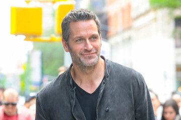 Peter Hermann Peter Hermann Attends A Build Series Event In NYC