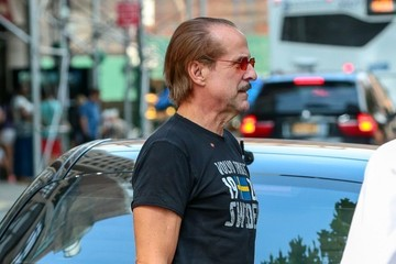 Peter Stormare Peter Stormare Out in NYC