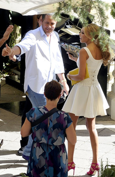 ... james stunt wedding guests of heiress petra ecclestone and james