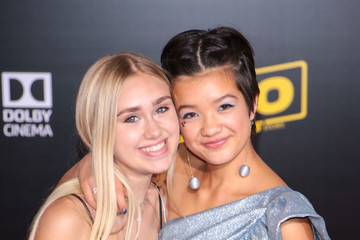 Peyton Elizabeth Lee Premiere Of Disney Pictures and Lucasfilm's 'Solo: A Star Wars Story'