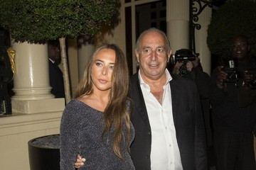 Philip Green Stars Celebrate the Topshop Launch