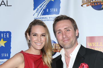 Philippe Cousteau Celebrities Attend Shane's Inspiration's 15th Annual Gala at the Globe Theatre