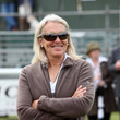 Sandy Phillips Phillips at the Burghley horse trials