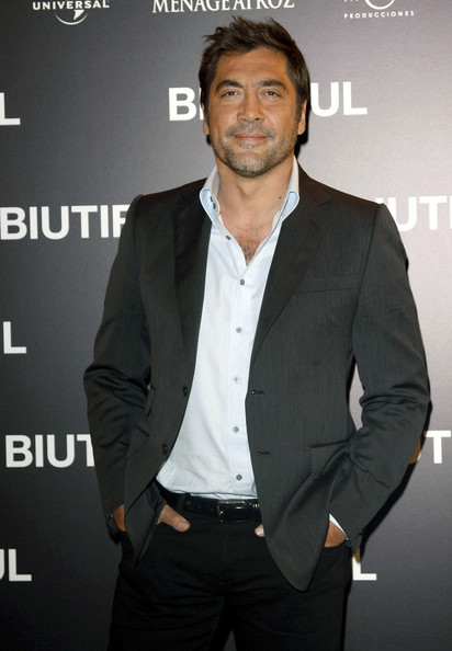 Photocall for 'Biutiful' held at Casa de America.