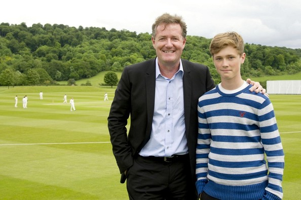 Piers Morgan Photos Photos Hurley Attend The Charity