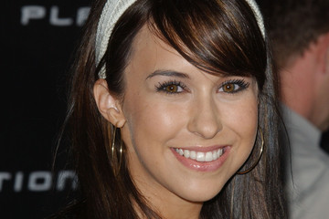 Lacey Chabert Playstation 3 Party. Source: Bauer Griffin