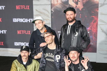 Portugal. The Man Premiere of Netflix's 'Bright'