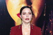 Sophia Bush is seen attending the premiere of Columbia Pictures' 'Miss Bala' at Regal LA Live Stadium 14 in Los Angeles, California.