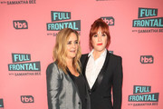 Molly Ringwald and Samantha Bee are seen attending 'Full Frontal with Samantha Bee' FYC Event at The WGA Theater in Los Angeles, California.