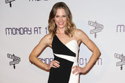 Lauren Shaw is seen attending premiere of 'Monday at 11:01 A.M.' at AMC Universal City Walk.