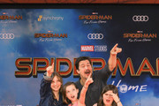 Ken Marino is seen arriving for the Premiere of Sony Pictures' 'Spider-Man Far From Home' held at TCL Chinese Theatre in Los Angeles, California.