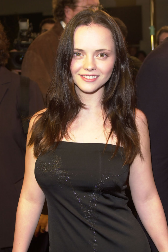 "Christina Ricci Photos Photos - Premiere of ""If These ... кристина риччи"