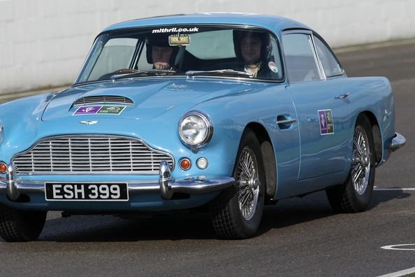 Prince Harry - 1964 Aston Martin DB4
