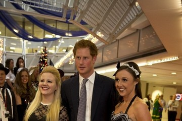 Prince Harry ICAP Charity Day