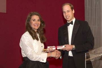 Prince William HRH The Duke of Cambridge Visits RUSI