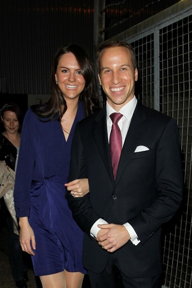 prince william and kate middleton impersonators at x